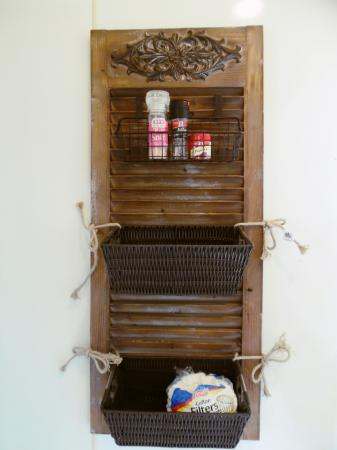 Click to enlarge image Spice rack - Barefoot Dayz - Wonderful Studio Condo at Island Retreat